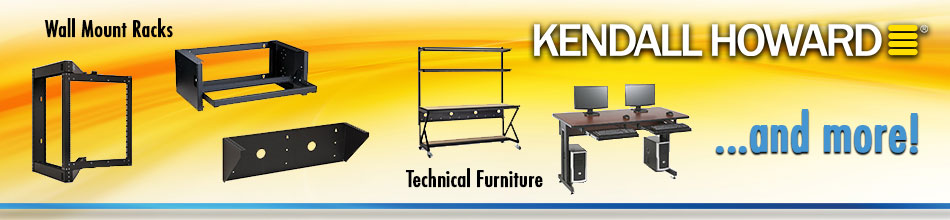 New Tech Industries Sells Kendall Howard Racks and Cabinets